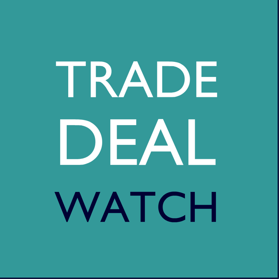Trade Deal Watch