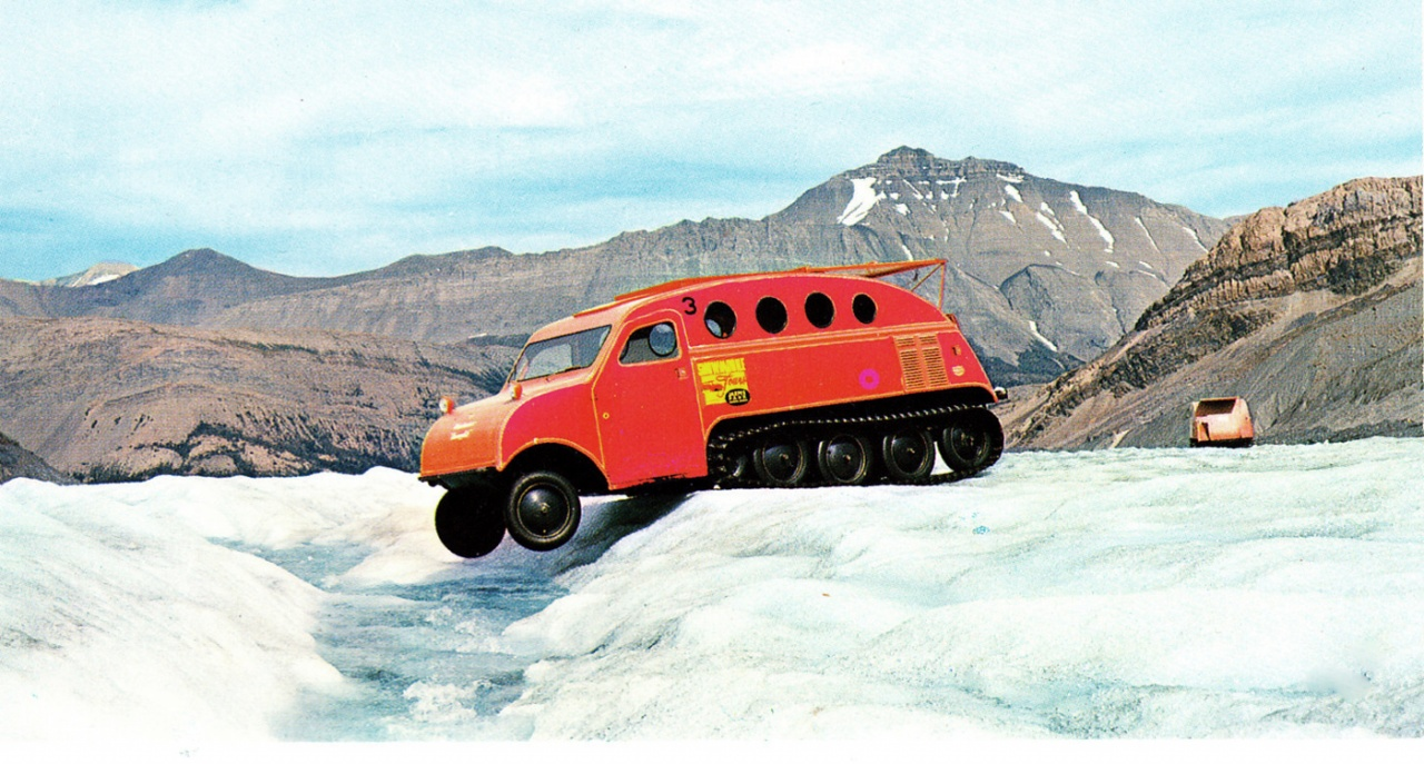 Snowmobiles For Sale >> Go go snow! The incredible stories of the world's coolest snowmobiles