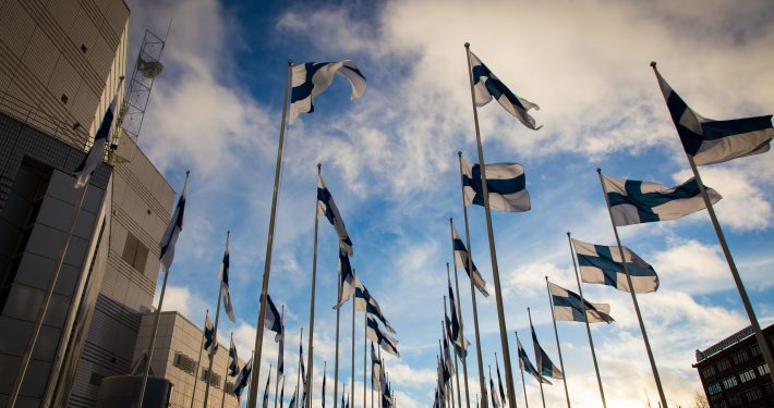 Finnish Independence day celebrations at Tamperetalo, 2013.