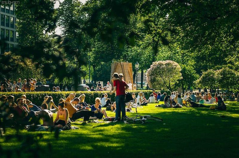 Helsinki-park