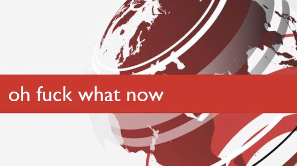 BBC Breaking news what now