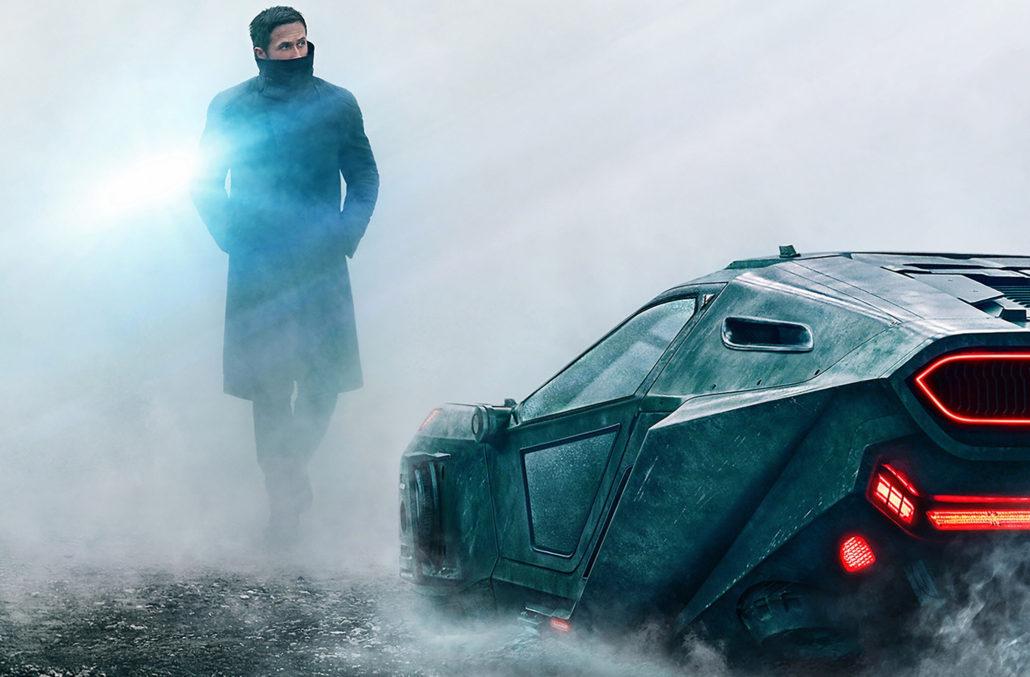 Promo pic for Blade Runner 2049