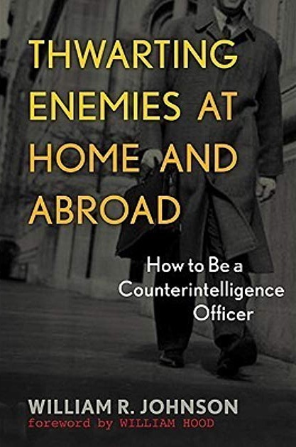 "Book cover: ""Thwarting Enemies At Home And Abroad"""