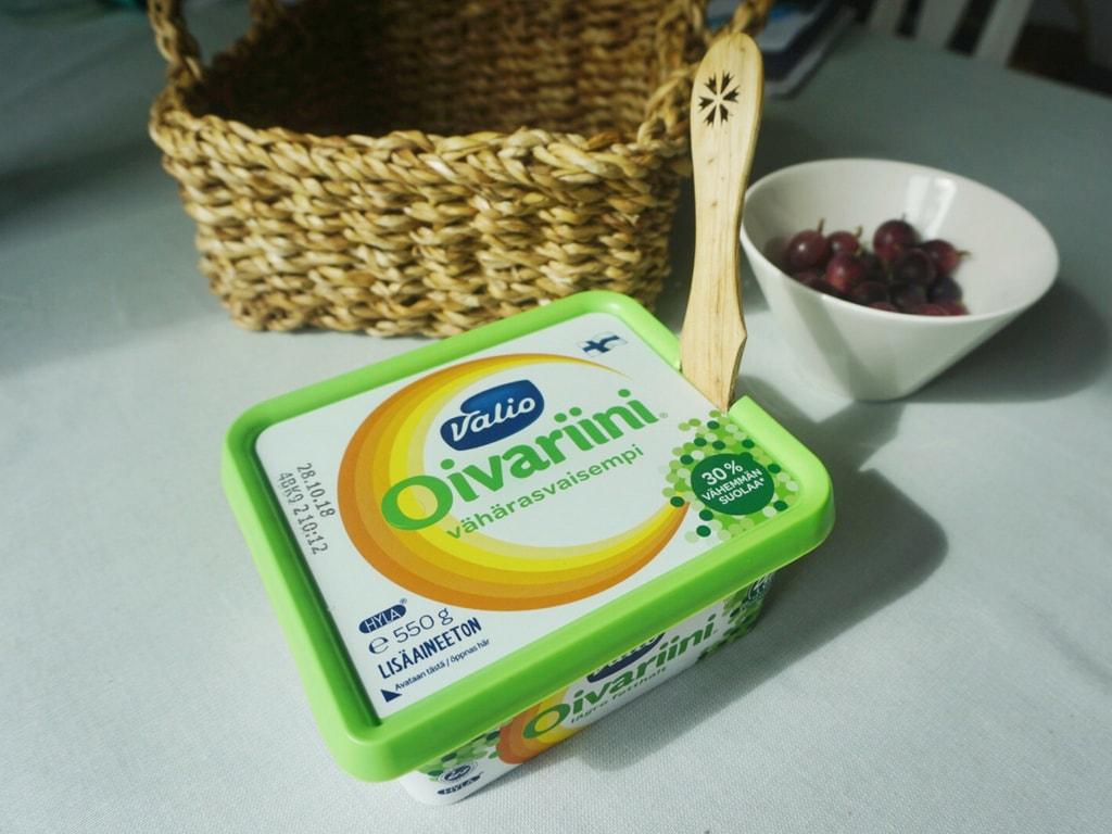 Finnish hacks butter box