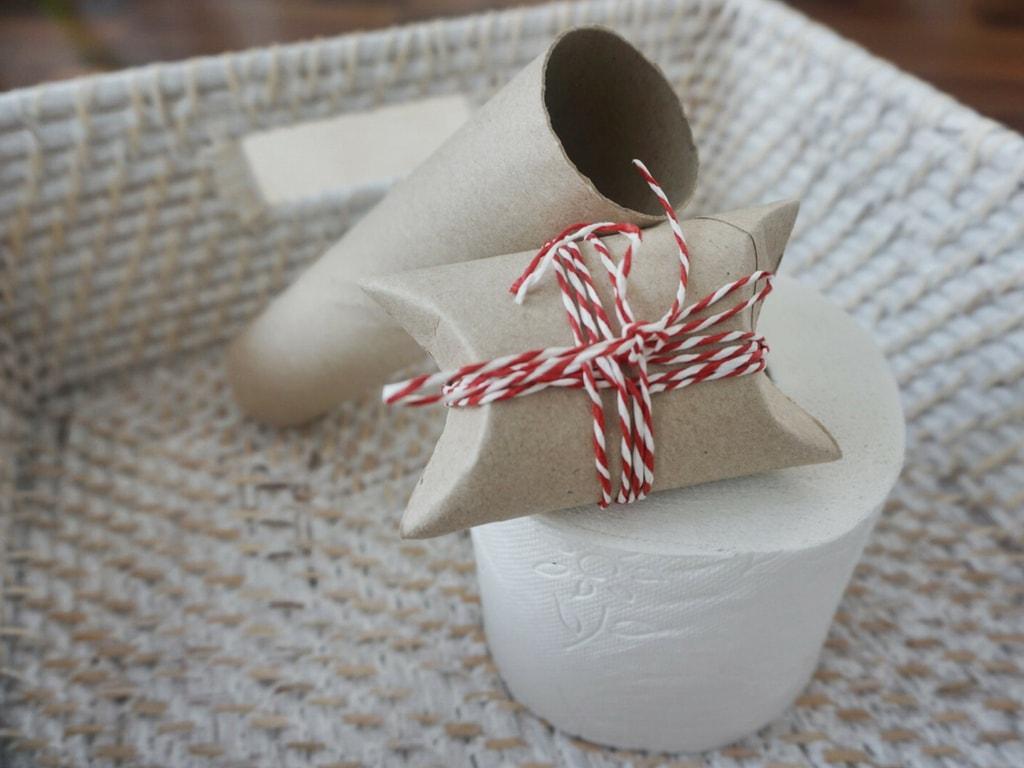 Finnish hacks toilet roll gift packaging