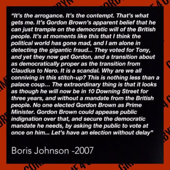 This 2007 Boris Johnson quote is going viral. It\'s easy to ...